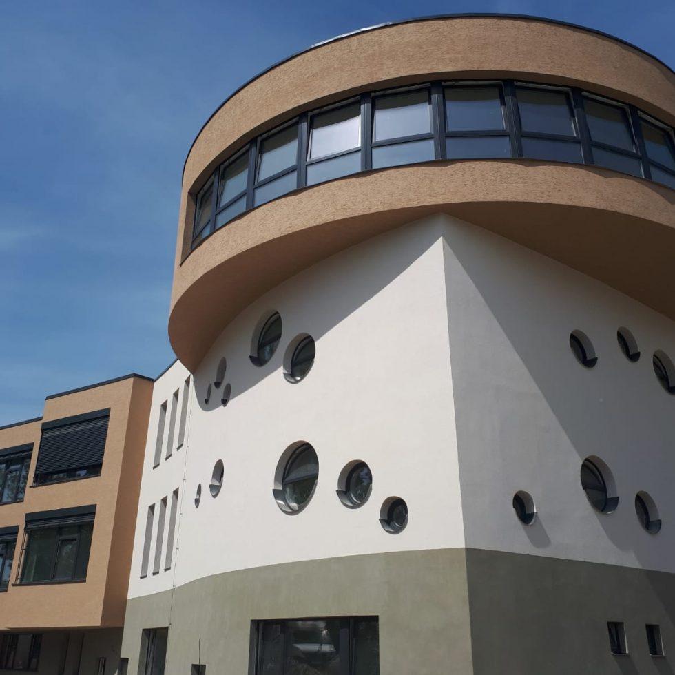 Waldorf - budova školy Olomouc