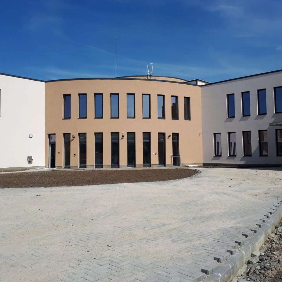 Waldorf - nová budova Olomouc